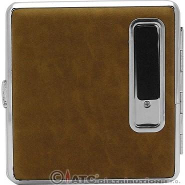 40009 Royce Cigarettatárca -USB öngyújtóval