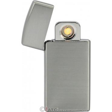 35400 Öngyújtó fém, USB-...