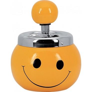 12765 Kerámia hamutartó - Smiley