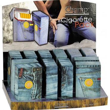 15792 CHAMP Cigaretta doboz - farmer